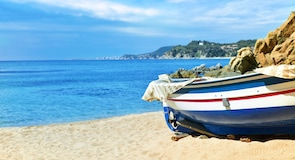 Sa Caleta tengerpart