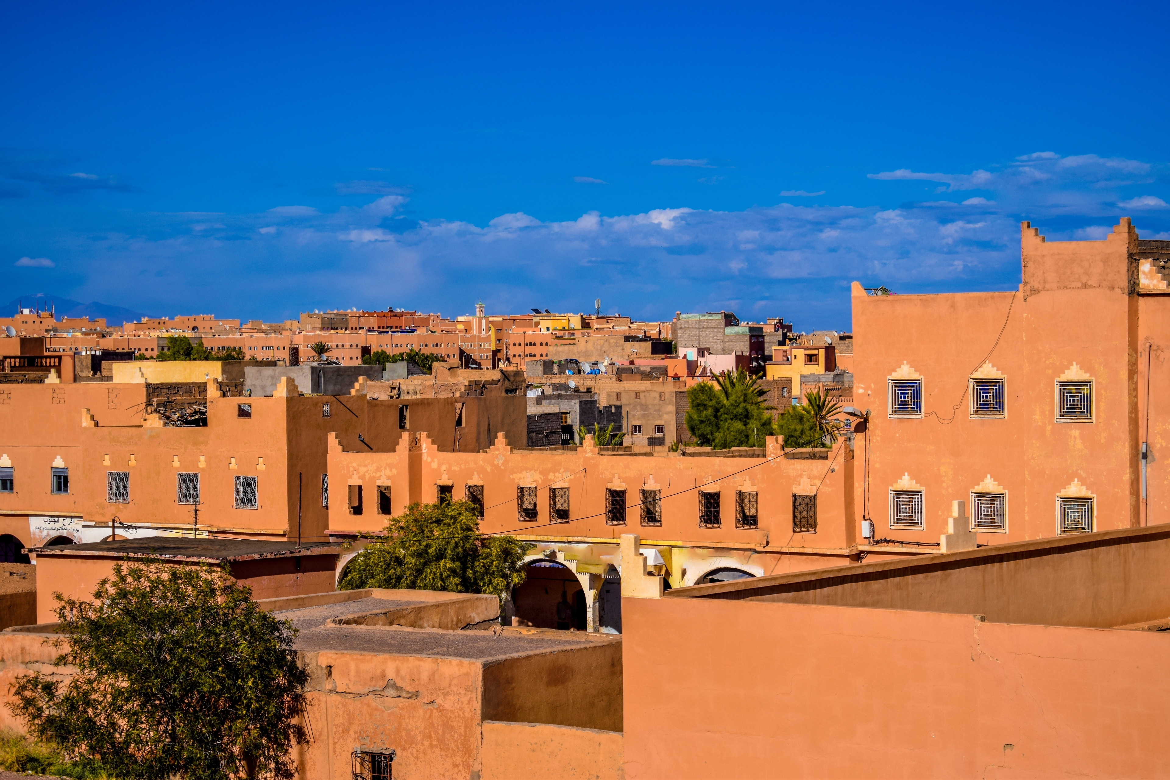 Ouarzazate, Ouarzazate, Meknès-Tafilalet, Marokko