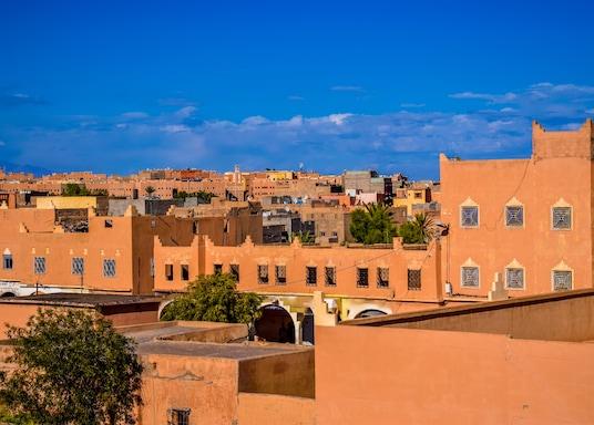 梅克內斯-塔菲拉勒特大區, 摩洛哥