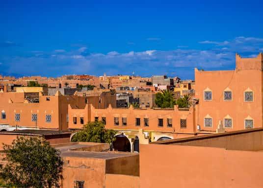 جنوب شرق المغرب, المغرب