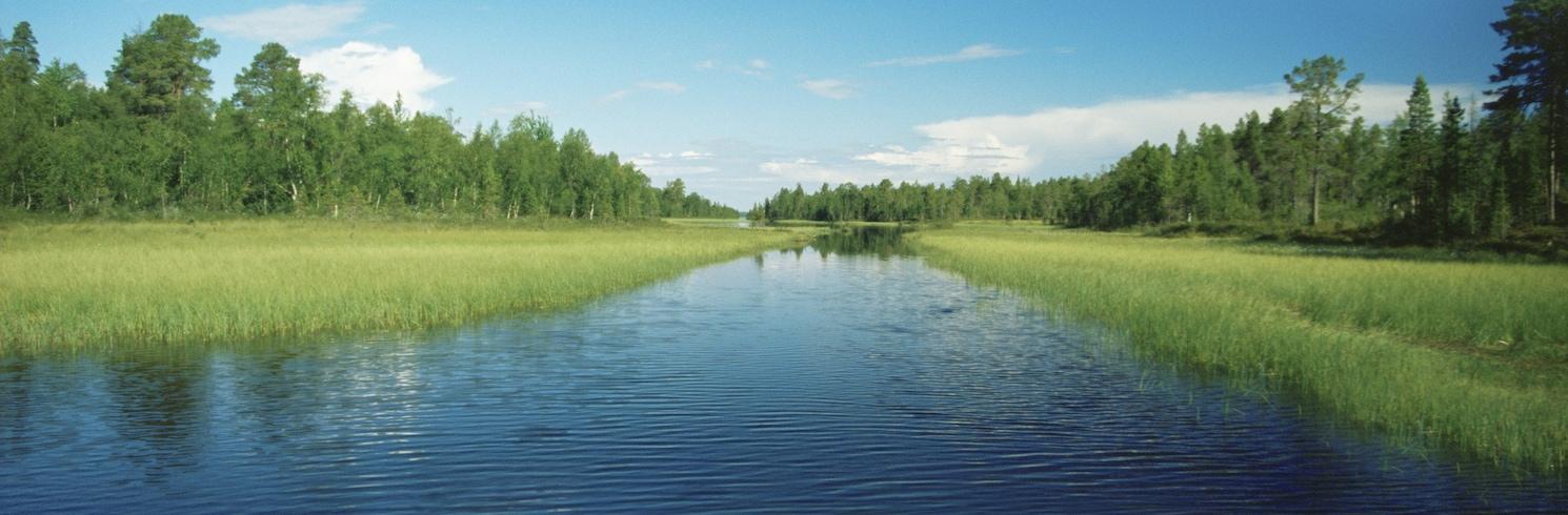 Ylä-Lappi, Suomi