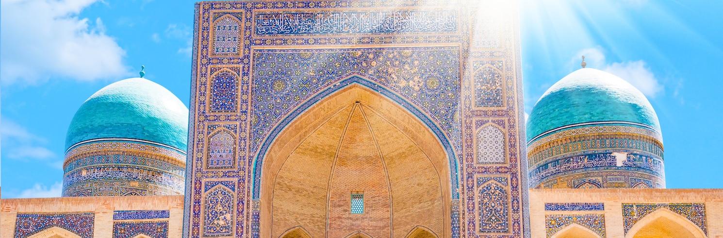 Bukhara, Uzbekistāna