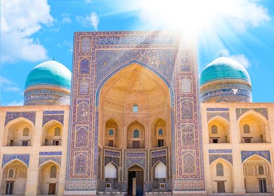 布哈拉, 烏茲別克