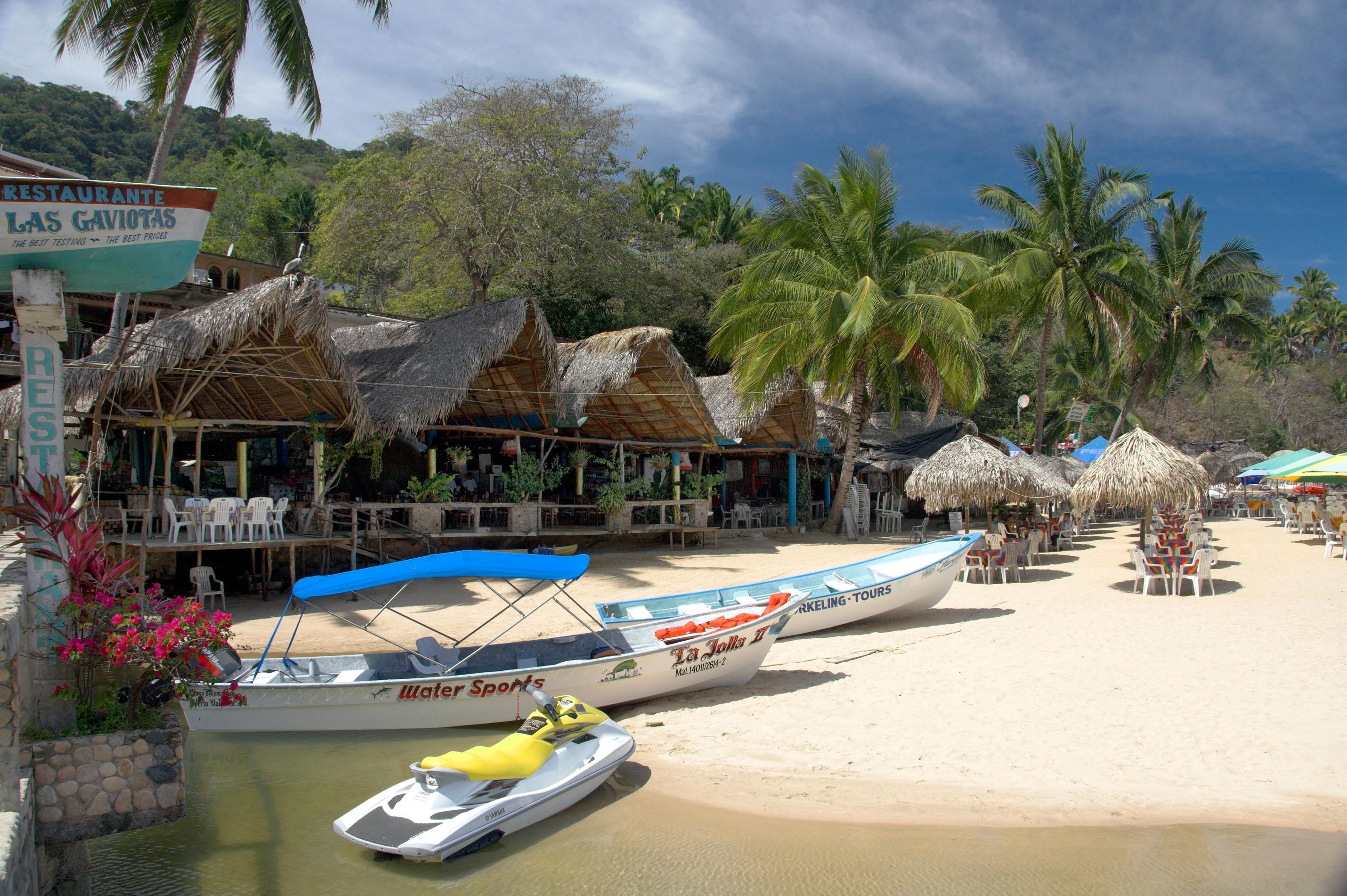 Playa Mismaloya, Puerto Vallarta, Jalisco, Mexico
