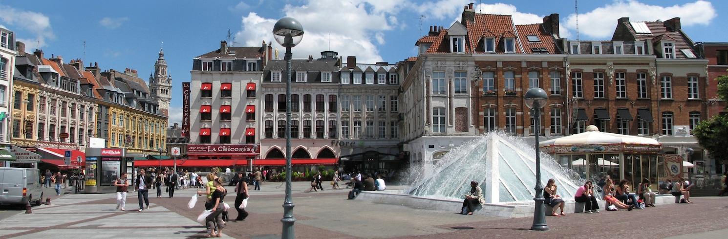Lille, Frankrike