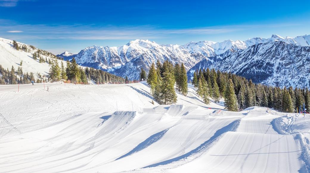 Resort de Esqui Oberstdorf
