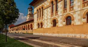 Citadel van Alba Iulia