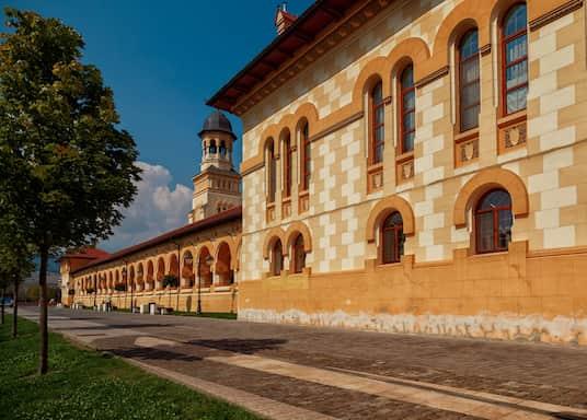 Alba, Roménia