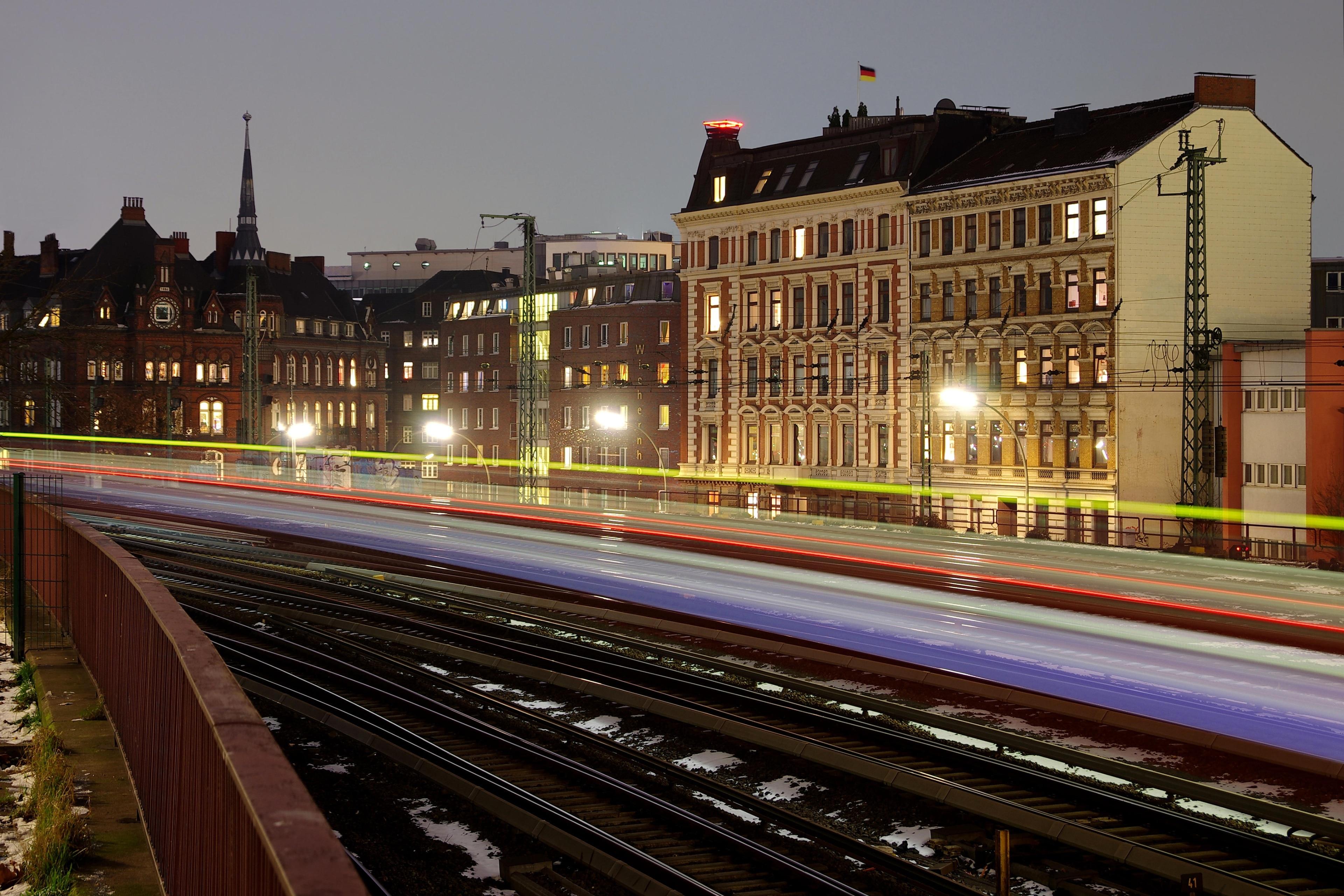 Hammerbrook, Hamburg, Deutschland