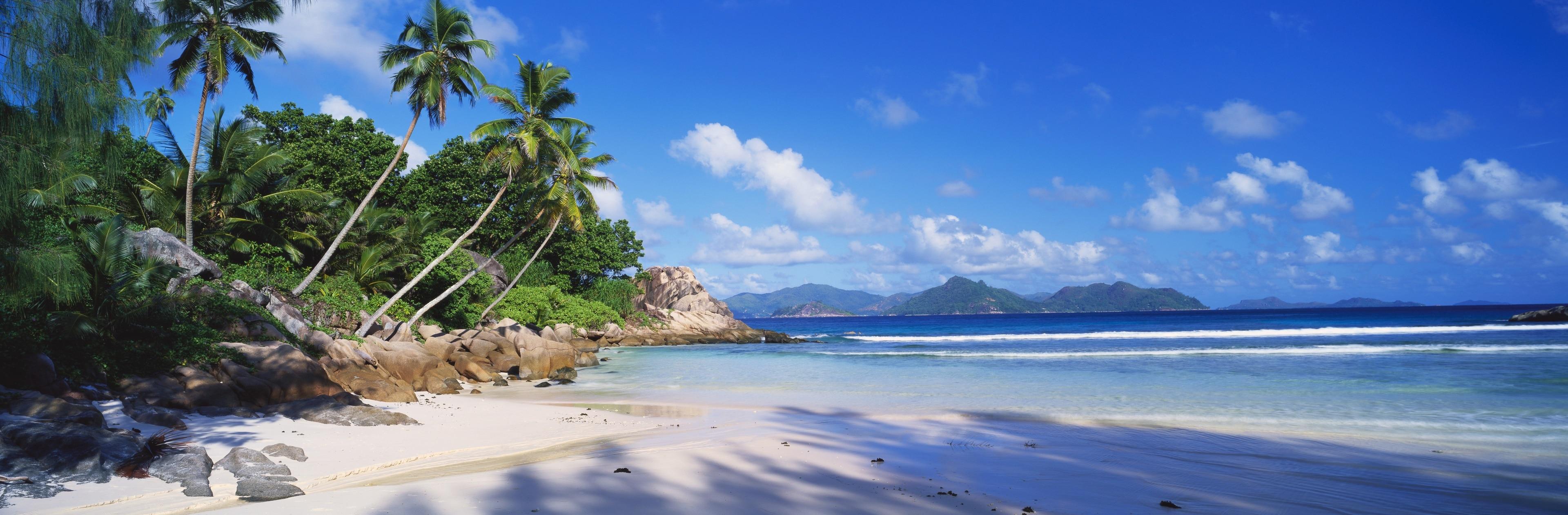 Grand'Anse Praslin, Praslin Island, Seychelles