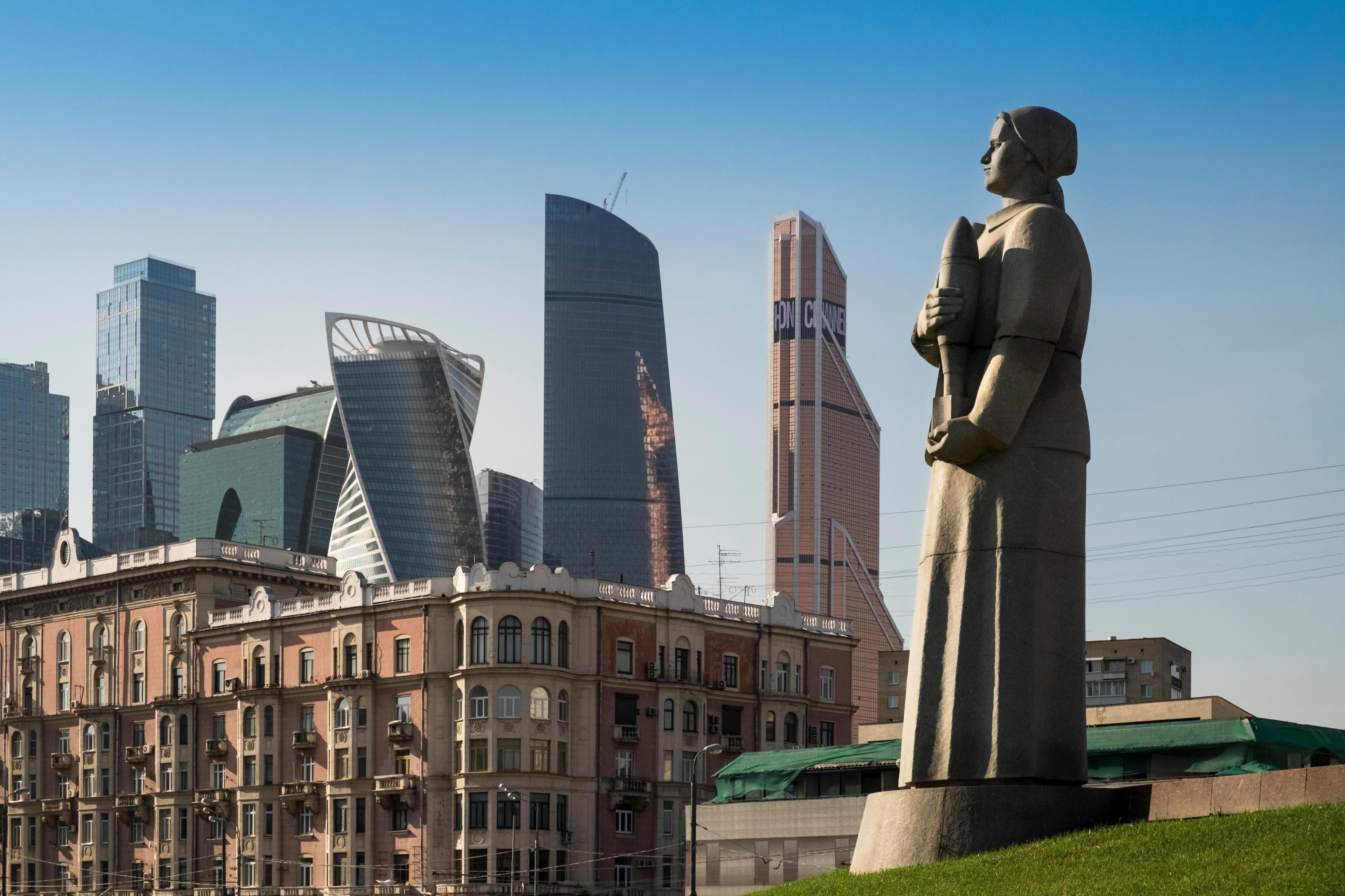 Dritter Verkehrsring, Moskau, Russland