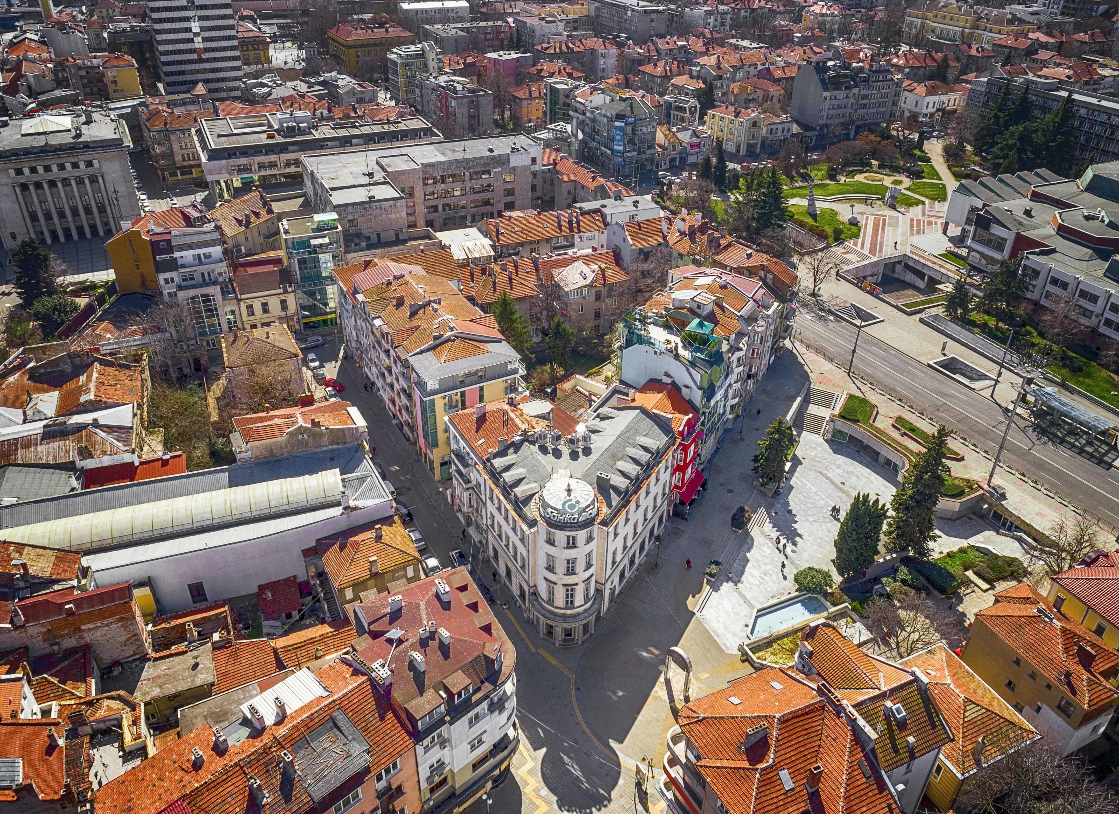 Burgas Center, Burgas, Burgas, Bulgaria