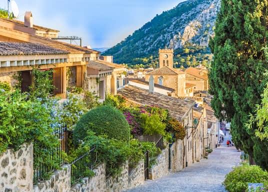 Pollensa, Spain