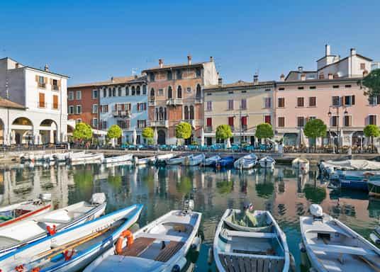 Sur del Lago de Garda, Italia