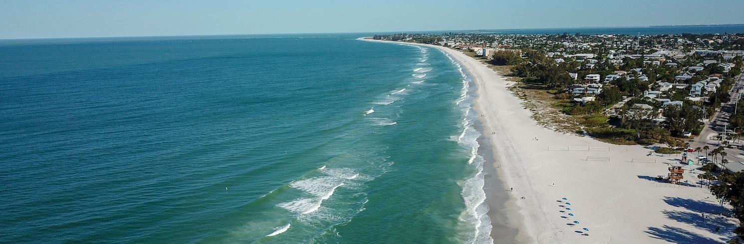 Bradenton Beach, Florida, USA
