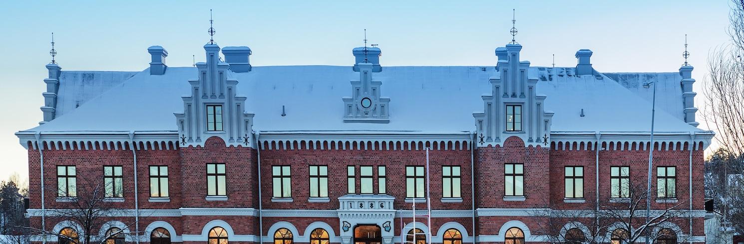 Kota Söderhamn, Swedia