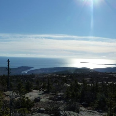 Acadia National Park's Visitors Center