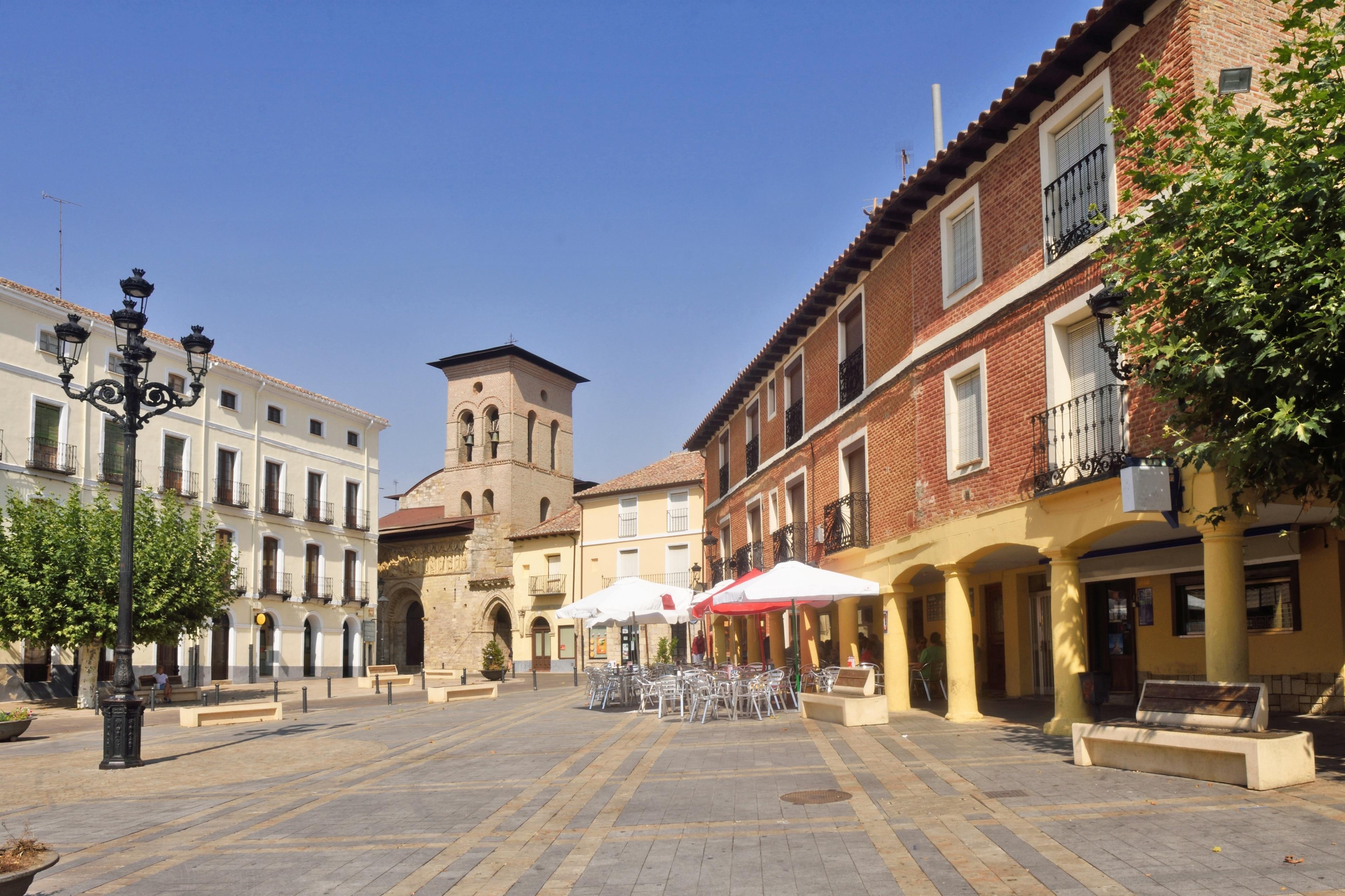 Carrión de los Condes, Castilla y León, España