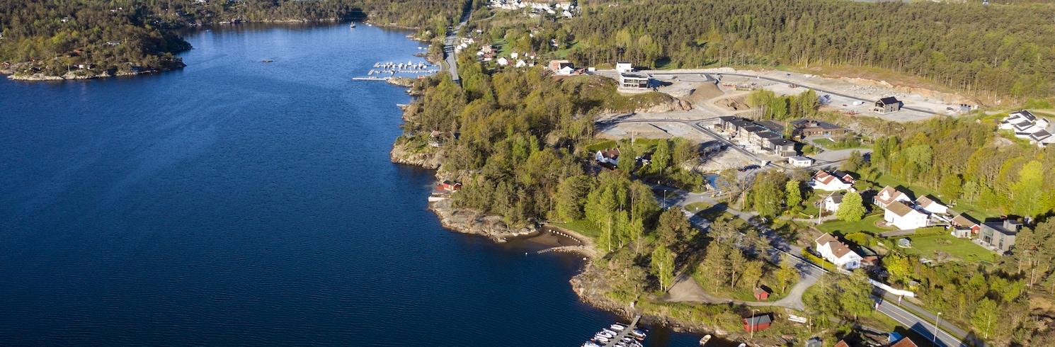 Lillesand, Norge