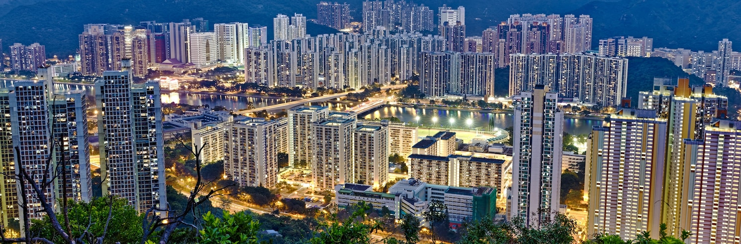 Sha Tin, Hong Kong SAR