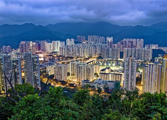 Sha Tin, RAE de Hong Kong