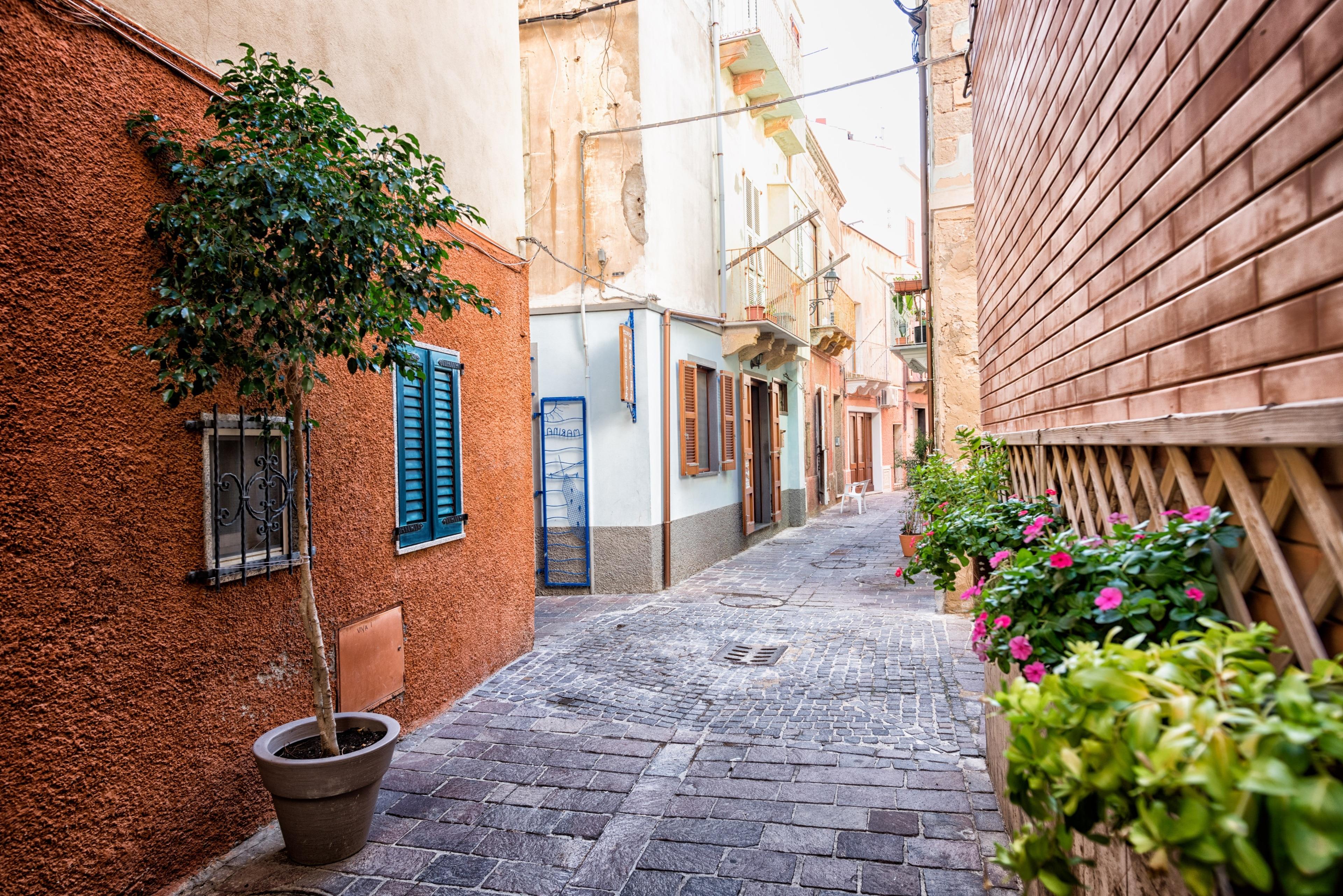 Carloforte, Sardinia, Italy