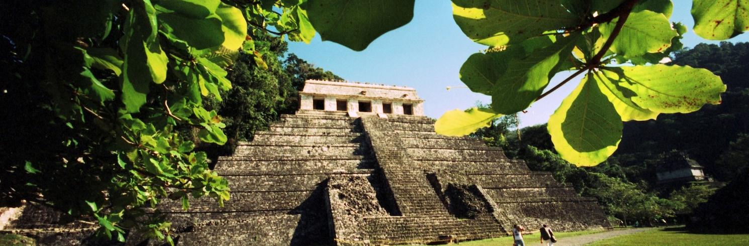 Palenque, Meksika