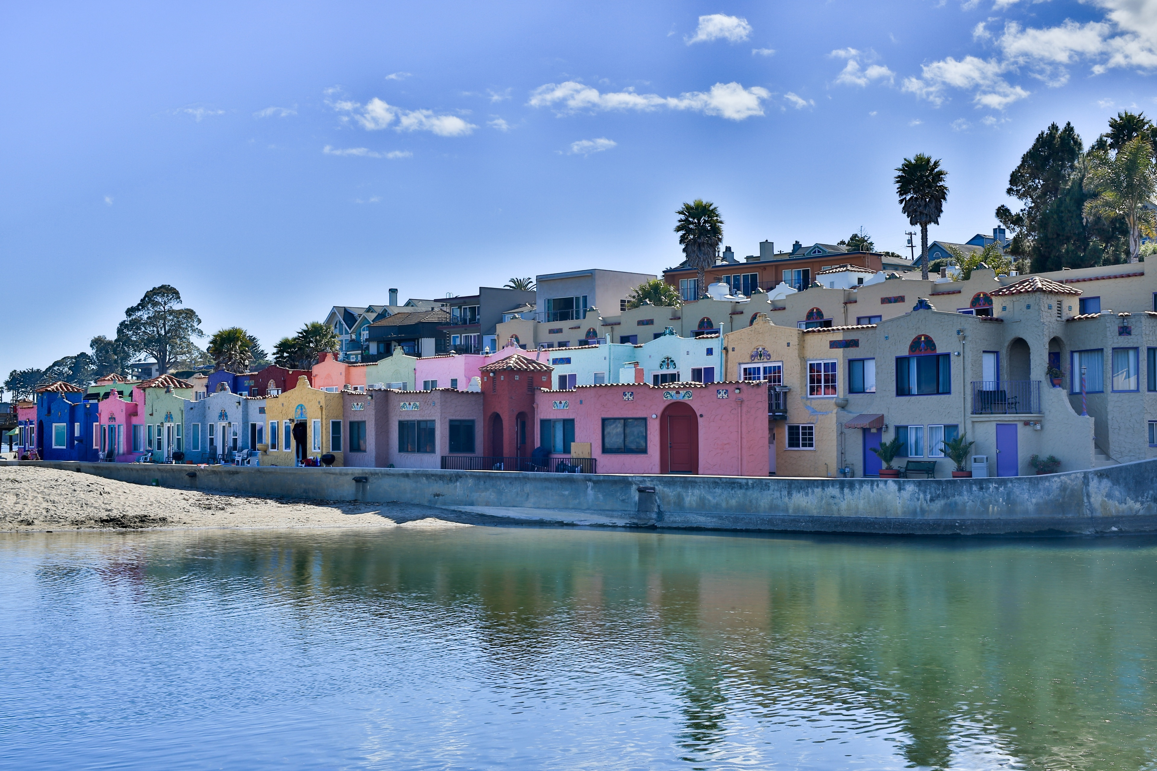 Nothing says vacation like spending a lazy day at Capitola Beach, a popular beach in Capitola. While in this quaint area, you can savor the top-notch restaurants.