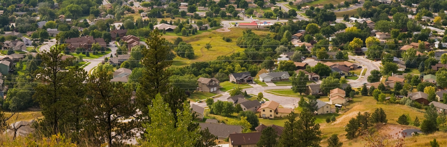 Rapid City (y alrededores), Dakota del Sur, Estados Unidos