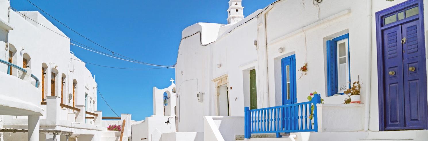 錫佛洛斯島, 希臘