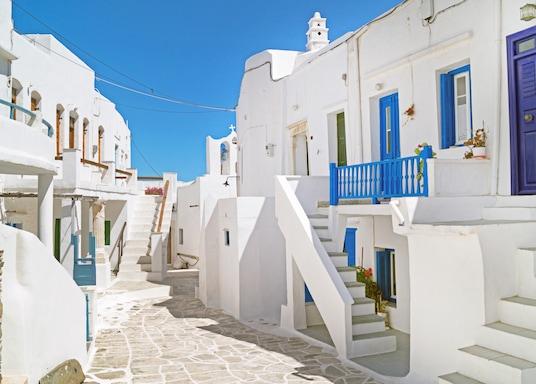 Sifnos, Griekenland
