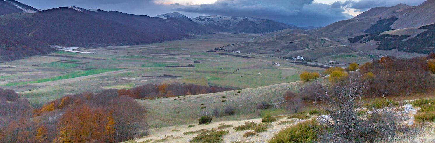 Montepulciano d'Abruzzo Wine Area, Italy