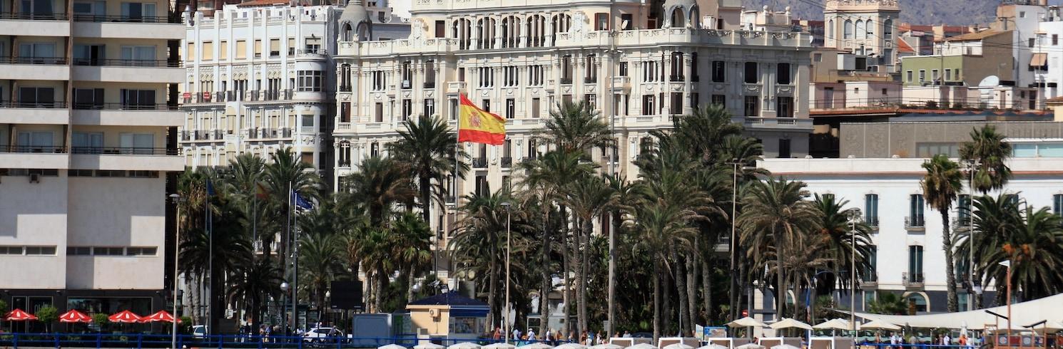 Ensanche Diputación negyed, Spanyolország