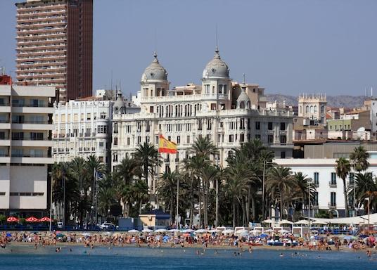 議會擴展區, 西班牙