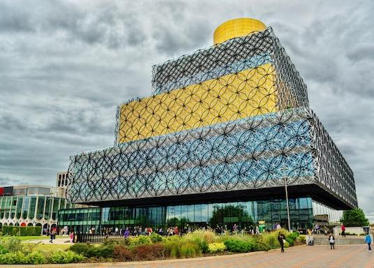 Birmingham, Storbritannien