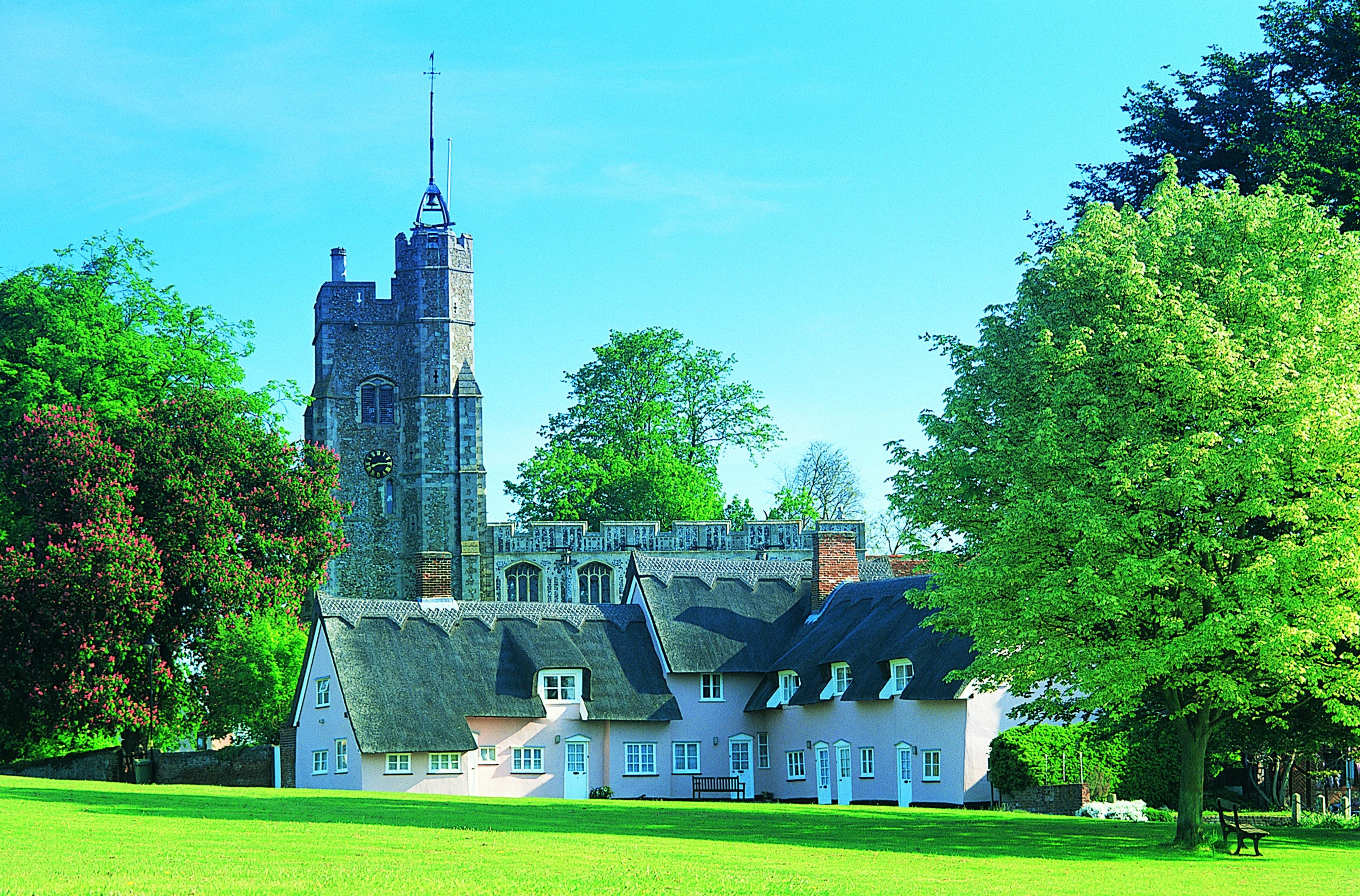 West Suffolk District, England, United Kingdom