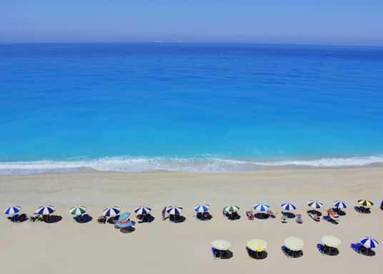 雷夫卡達, 希臘