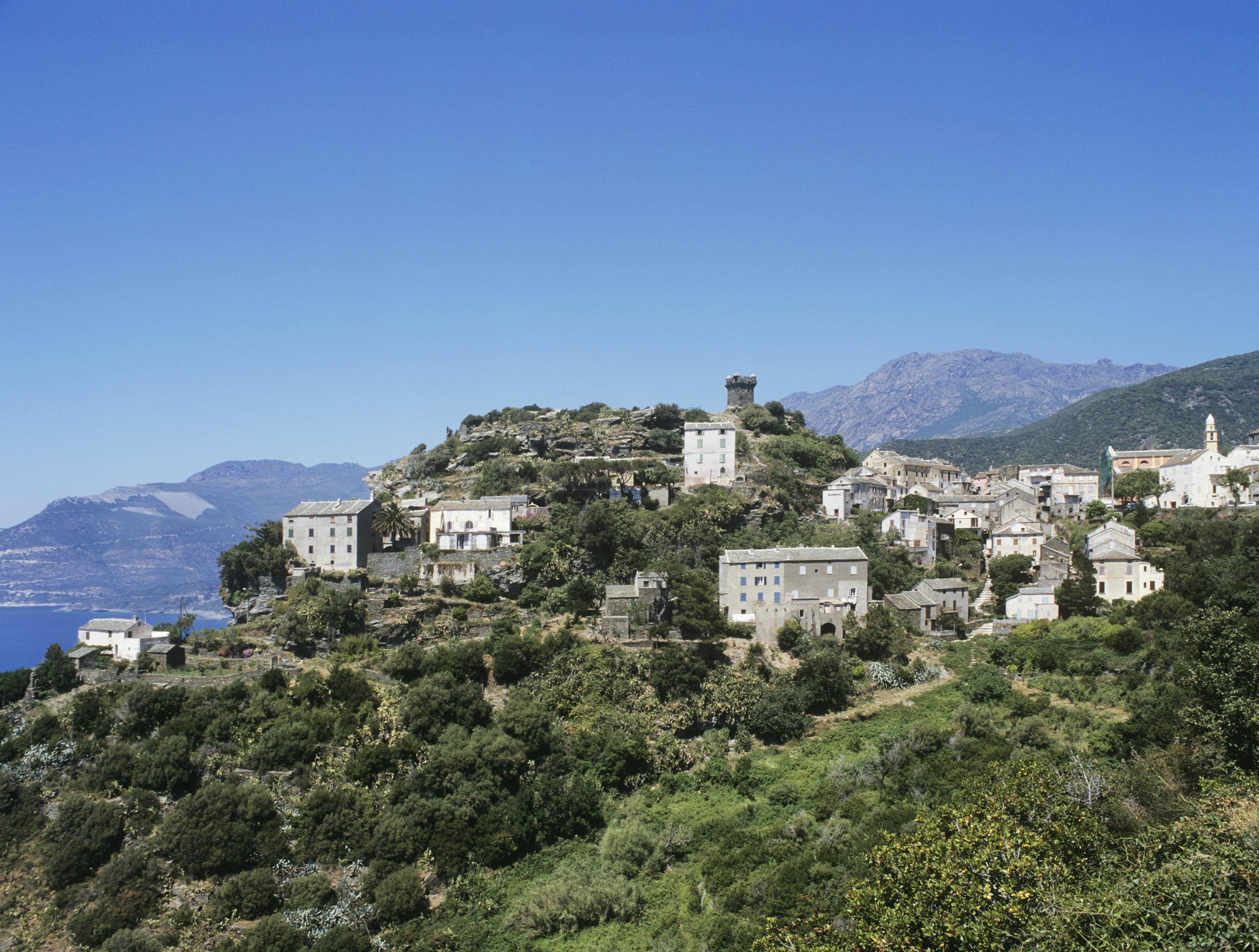 Nonza, Haute-Corse, Frankrijk
