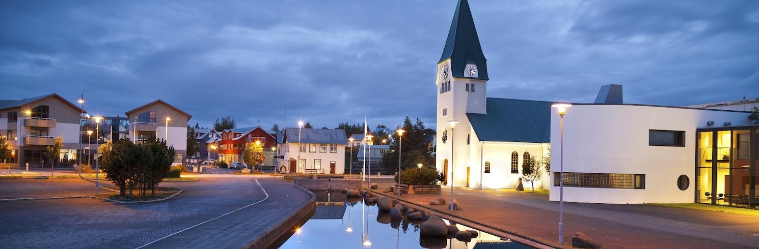 Hafnarfjordur, Izland