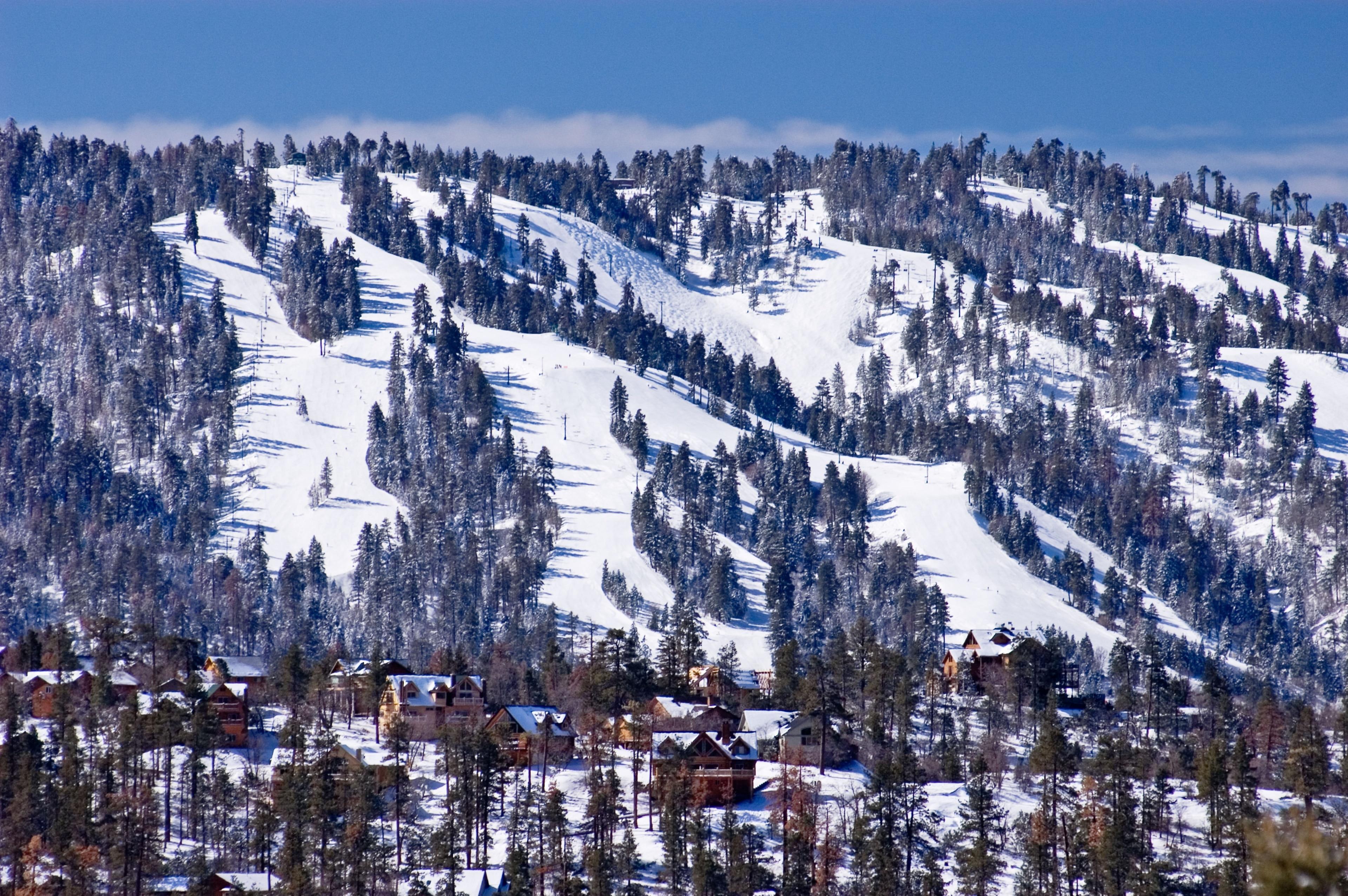 Snow Summit, Big Bear Lake, California, United States of America
