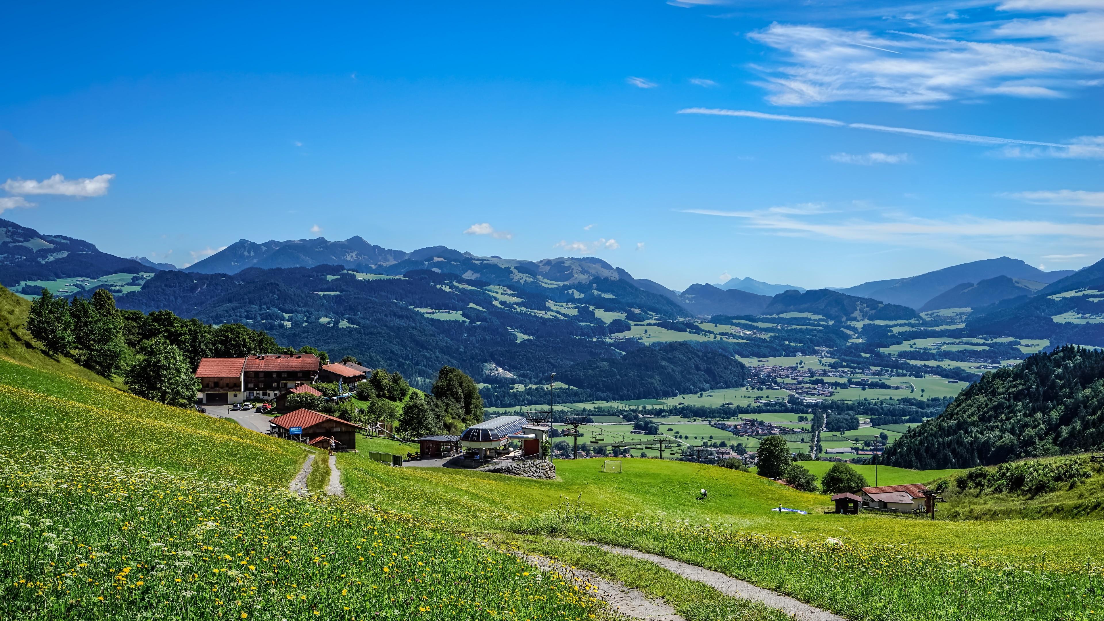 Oberaudorf, Bavaria, Germany