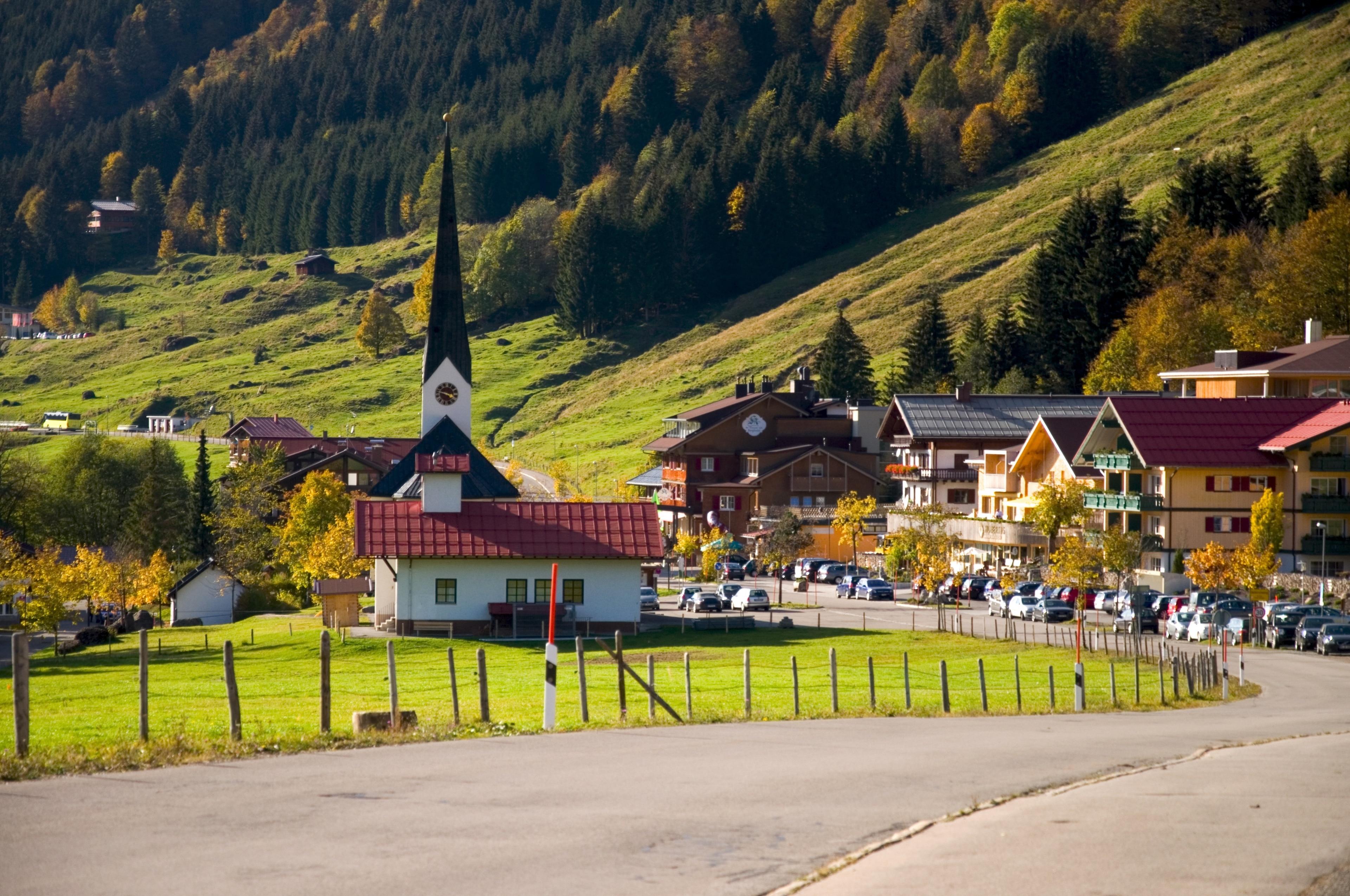 Balderschwang, Bayern, Deutschland