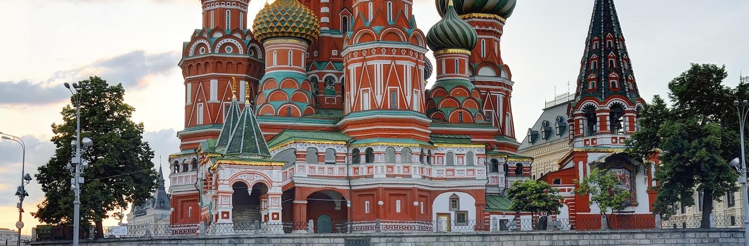 Novomoskovsky Administrative Okrug, Rusia