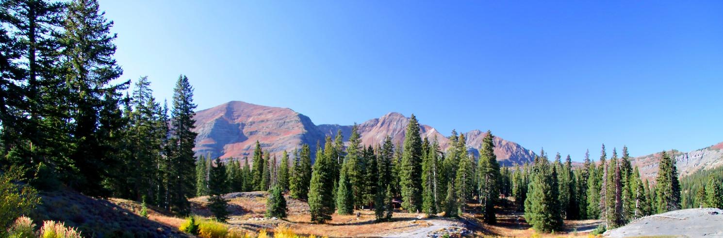 Colorado Tengah Selatan, Colorado, Amerika Serikat