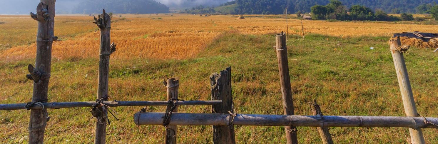 Xieng Khouang, Laos