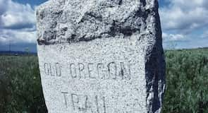 Oregon Trail Monument