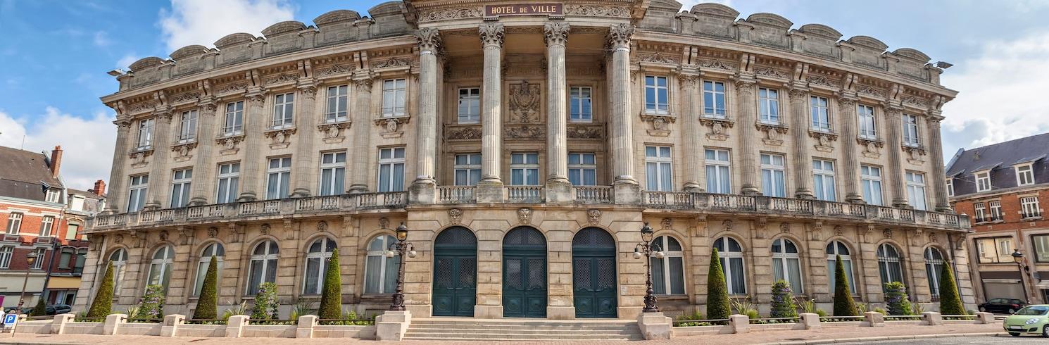 Камбраи (и окрестности), Франция