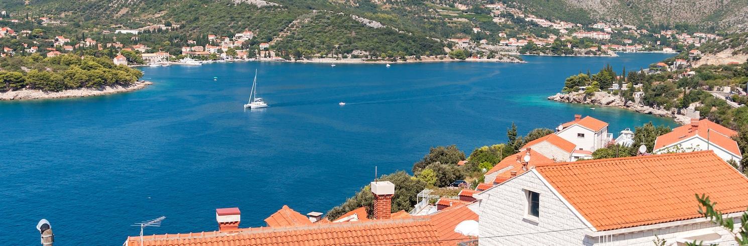 Zaton, Chorwacja