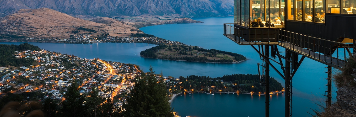 Queenstown City Centre, New Zealand