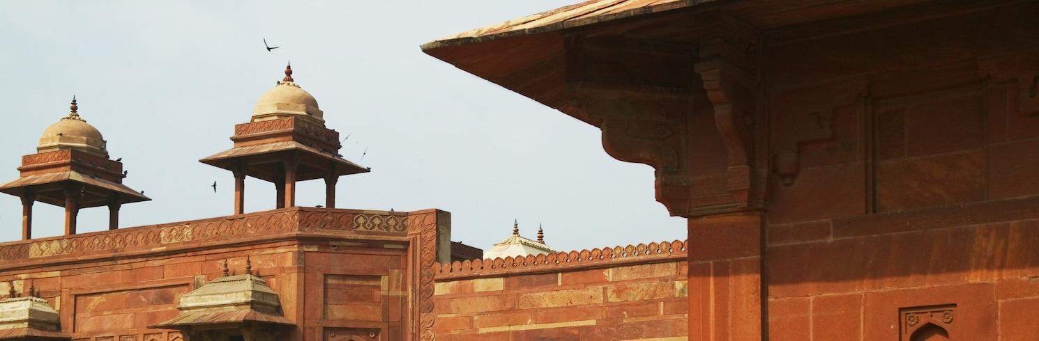 法特浦西格里古城, 印度
